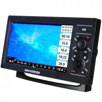 Navigatore GPS Marino Nav-Station N9 funzioni WiFi e Cloud