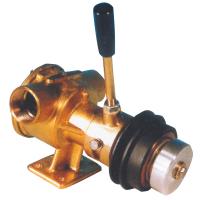 Pompa PM40F con Frizione Pompa ST344 Ancor Raffreddamento Motore