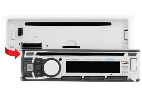 RADIO MR762 BRGB