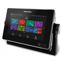 Raymarine Axiom 7RV Display Multifunzione a colori WiFi e Touch, RealVision 3D e Fishfinder 600W Integrati