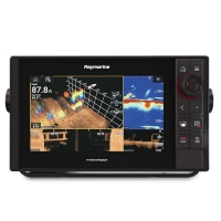 Raymarine Axiom 9 Pro RVX Display Multifunzione a colori WiFi HybridTouch con CHIRP 1kW/Down/Side/RealVision 3D integrati