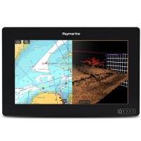 Raymarine Axiom 9 RV Display Multifunzione a colori WiFi e Touch con Fishfinder 600W RealVision 3D