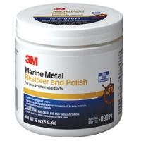 Rinnovatore/Lucidante per Metalli & Polish 3M 09019E