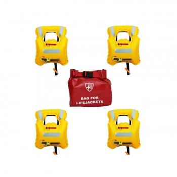 Salvagente Autogonfiabile Air Bag Smart Veleria San Giorgio