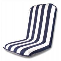 Sedile Comfort Regular Blu Bianco