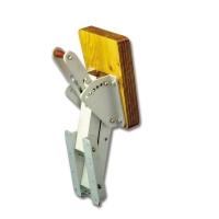 Supporto a Ribalta per Motore Ausiliario Alluminio Provvista di Regolazione