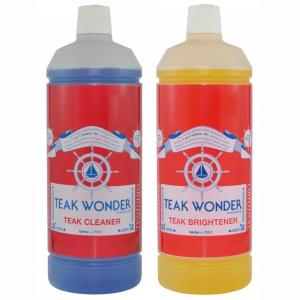 Teack Wonder Combo Pack BARKA