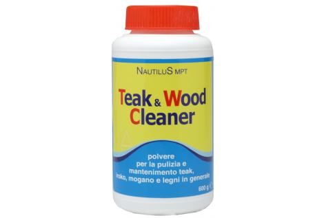 TEAK & WOOD CLEANER KG 0,6