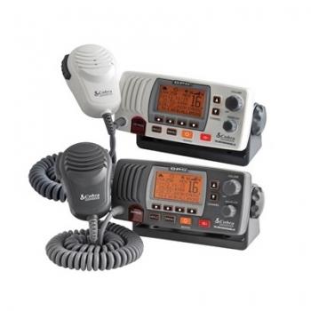 VHF Cobra Marine MR F77 EU VHF/DSC Fisso con GPS Integrato