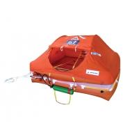 Zattera di Salvataggio Arimar Atlantic PG Francia ISO9650-1 A +24H Grab Bag