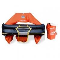 Zattera di Salvatggio Oltre 12 Miglia Eurovinil ISO 9650 + Grab Bag