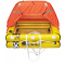 Zattera Plastimo ISO 9650-1 Transocean Entro 24 Ore